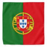 Portugal Flag Bandana