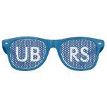 UBRS BLUE glasses for FANS!