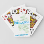 """"""" THAT IS ISERLOHN """"pack of cards"""