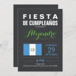 Modern: Guatemala Party Card