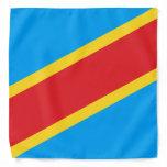 Congo (Democratic Republic) Bandana