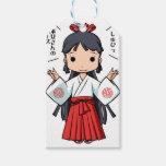So! Miyako English story Omiya Saitama Yuru-chara Gift Tags