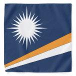 Marshall Islands Flag Bandana