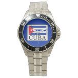 Cuba Wrist Watch