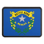 Nevada State Flag Hitch Cover