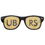 UBRS Party Glasses