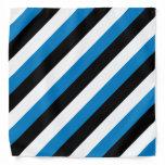 Estonia Flag Bandana