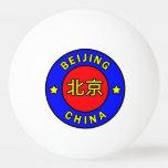 Beijing China Ping Pong Ball