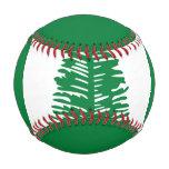 Flag of Norfolk Island Baseball