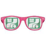 Tochigi Emblem Retro Sunglasses