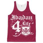 Ibadan For life All-Over-Print Tank Top