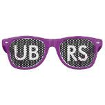 UBRS purple glasses for FANS!