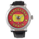 Barcelona Spain Wristwatch
