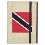 Golden Trinidad and Tobago Flag Case For iPad Air