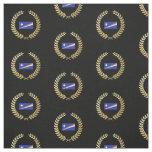 Marshall Islands Flag Fabric