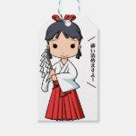 Yo! Miyako English story Omiya Saitama Yuru-chara Gift Tags