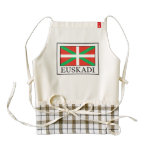 Euskadi Zazzle HEART Apron