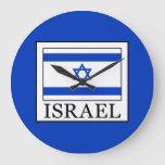 Israel Large Clock
