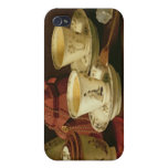 A Yixing Teapot and Chinese Porcelain Tete-a-Tete iPhone 4/4S Cover