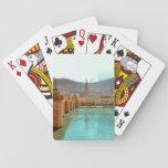 Heidelberg, Germany Bicycle Playing Cards