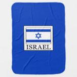 Israel Swaddle Blanket