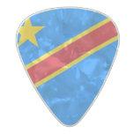 Flag of the DR Congo Guitar Picks