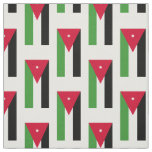 Jordan Flag Fabric