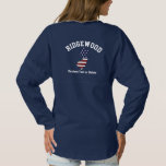 New Jersey | Patriotic USA Flag | Your City