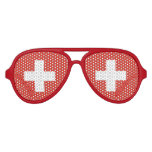 Swiss pride party shades | Flag of switzerland