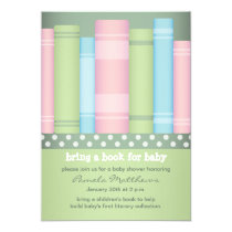 Bring a Book - Storybook - Baby Shower Invitations