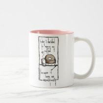 Blissfully Coffee Coffee Mug