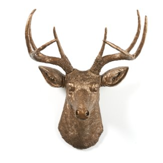 The Bennett by White Faux Taxidermy