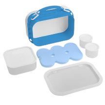 Yubo Lunchbox, Blue