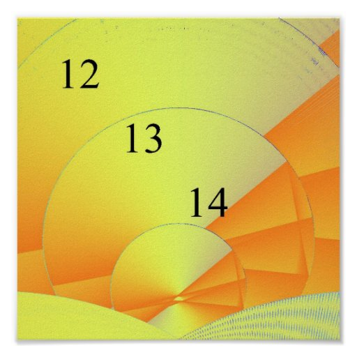 12/13/14 Cybernetic Sunrise Poster