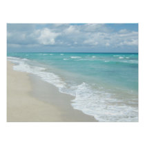 Extreme Relaxation Beach View Poster