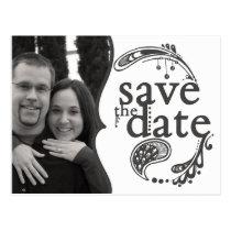 Basic Save the Date Postcard