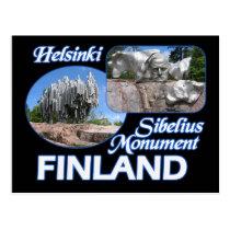 Helsinki postcard