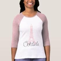 Ooh la la Eiffel Tower Shirt