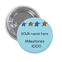 Geocaching Milestones Button
