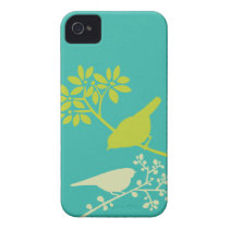 Colorful Birds Custom iPhone Case iPhone 4 Case-Mate Cases