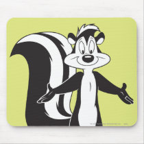 Pepe Le Pew Standing Tall Mousepads