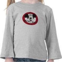 Mickey Mouse Club logo Tee Shirts