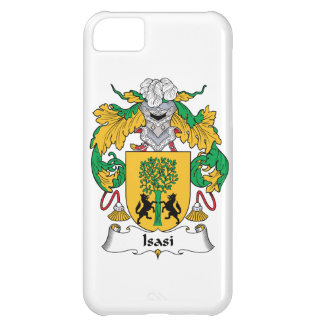 Isasi Family Crest Case For iPhone 5C