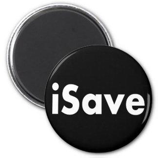 iSave Refrigerator Magnet