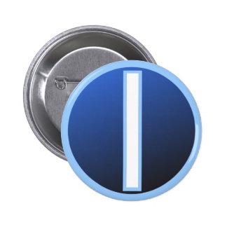 Isaz Isa Ice Rune Pinback Buttons