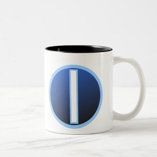 Isaz Isa Ice Rune Coffee Mug