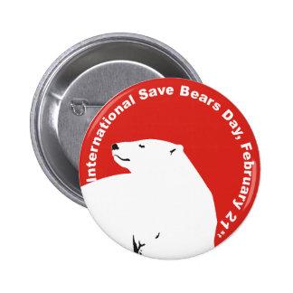 ISBD POLAR BEAR PINS