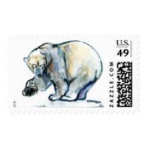 Isbjørn 2013 postage