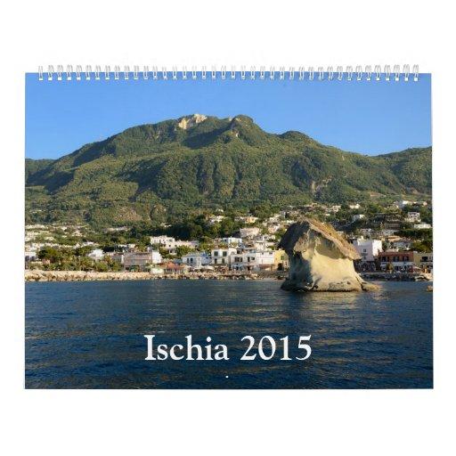 Ischia 2015 wall Calendar Wall Calendar