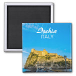 Ischia, Castello Aragonese - Souvenir Magnet